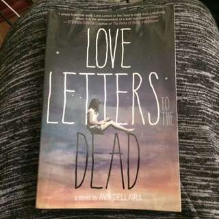 Reserved: Love Letters To The Dead