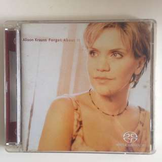 ALISON KRAUSS - FORGET ABOUT IT SACD
