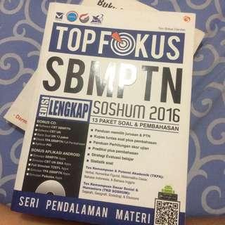 TOP FOKUS SBMPTN SOSHUM