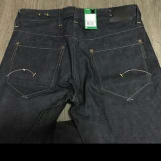 Brand New Authentic Gstar Raw Jeans