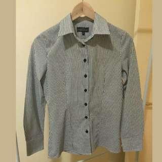 NINA KAY Women's Shirt - Size 8