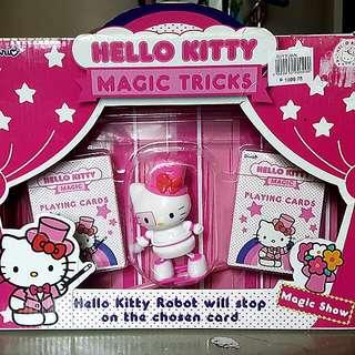 Hello Kitty Magic Tricks