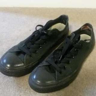 Converse All Star Black Size 6