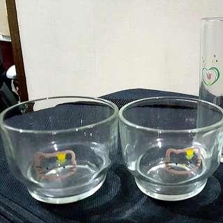 Hello Kitty Glass Set