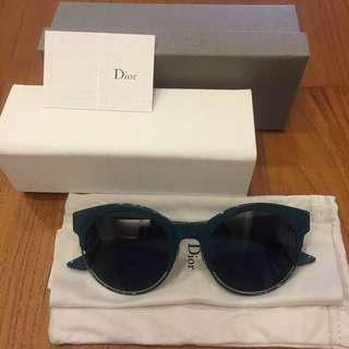 🚚 Dior Sideral Sunglasses 迪奧太陽眼鏡 丈青色