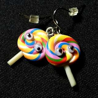 Fancy RAINBOW Earrings