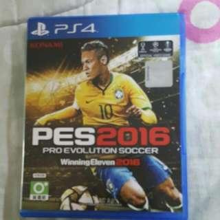 PS4 PES2016