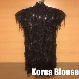 Korea Blouse