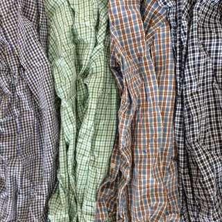 Jack London Shirts X4