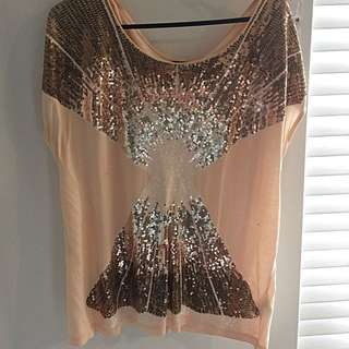 H&M Size 12-14 Top