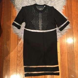 HM X AlexanderWang dress