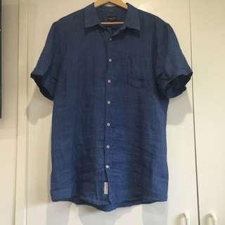 Sportscraft Xl Linen Shirt