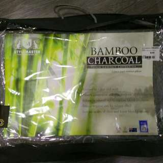 Price Reduced -Bamboo Charcoal Pillow