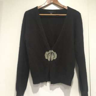 Nougat London Size 3 Cardigan