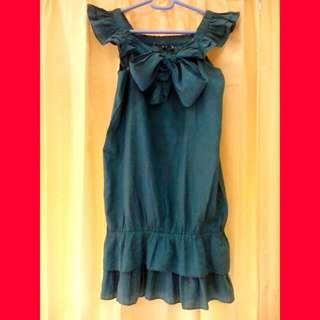(Preloved) Redberry Top Dress