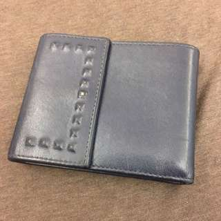 Valentino Wallet Dark Blue