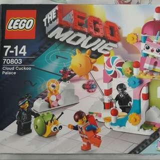 Lego 70803 The Lego Movie Cloud Cuckoo Palace