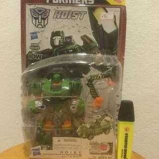 Transformers Generation Deluxe Hoist