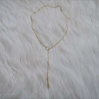 Cute Gold Dainty Necklace