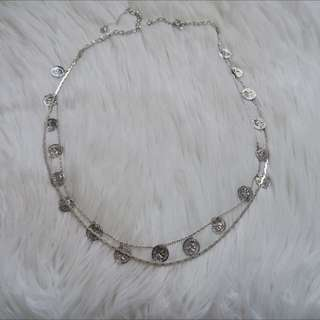 Cute Silver Necklace!