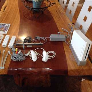 Wii Consoles, Spore Game And Accessories