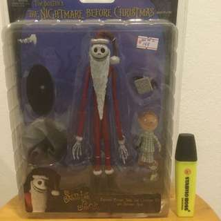 The Nightmare Before Christmas Set Of 4