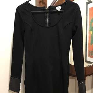 Bec And Bridge Black Dress