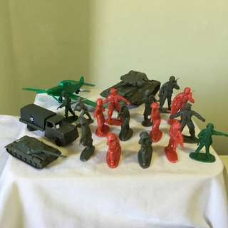 Combat Force Toy