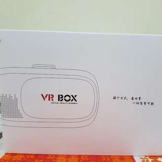 VR BOX 3D Virtual Reality Glasses