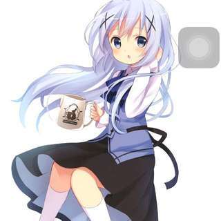 (Avail For Trading)Chino Kafuu Cosplay