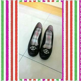 黑色氣質跟鞋