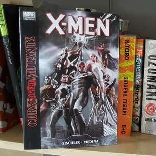 Xmen Curse Of The Mutant (Marvel Premiere)