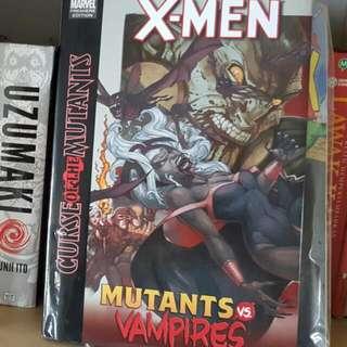 X-men Curse Of The Mutant: Mutant Vs Vampires (Marvel Premiere)