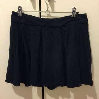 Mooloola Pleated Skater Skirt Size 12