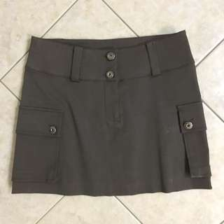 Military Miniskirt