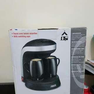 Princess 2 Cup Coffee Maker