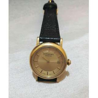 PL AUTHENTIC RAYMOND WEIL WATCH