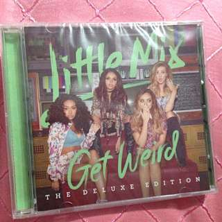 Little Mix Get Weird Album (Deluxe Version)