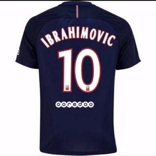 PSG Ibrahimovic France Soccer