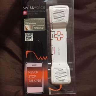 Swiss voice 手機話筒