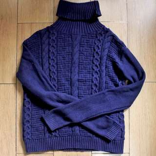 H&M Turtleneck Sweater Original