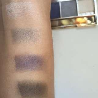 Rubi eye shadow palette in smokey