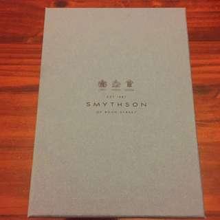 Smythson Beauty Bible Note Book