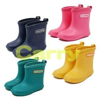 外銷可愛兒童雨鞋