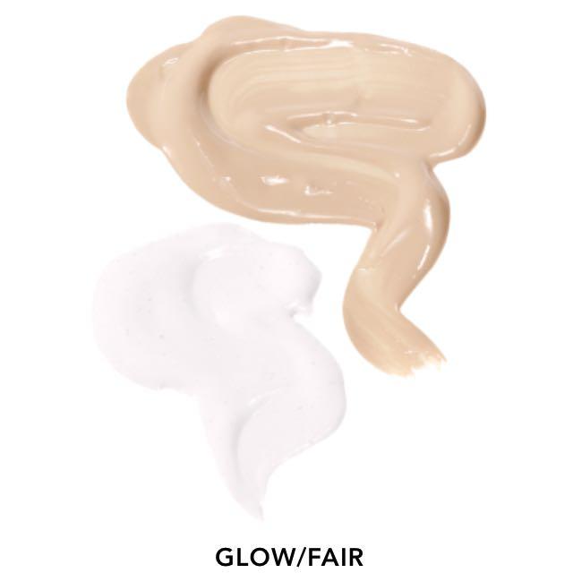 現貨 Javi-#81501 ELF雙頭2用眼部遮瑕提亮筆 白晰Under eye concealer & Highlight-glow/fair