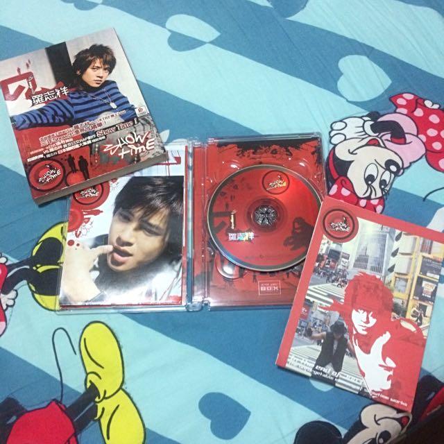 *二手良品*羅志祥 Showtime CD+長型海報