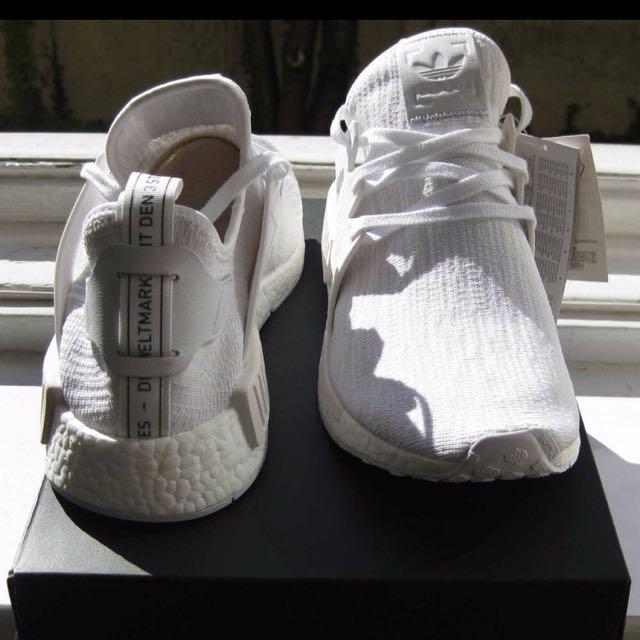 Adidas NMD PK XR1 'Vintage White'