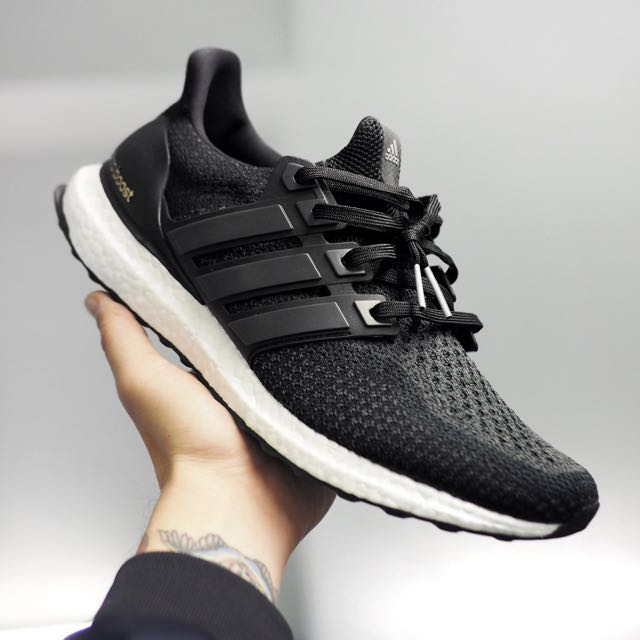 aceff5d4d CHEAPEST  Adidas Ultra Boost Core Black 2.0