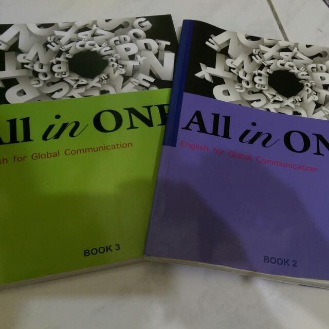 英文課本all In one