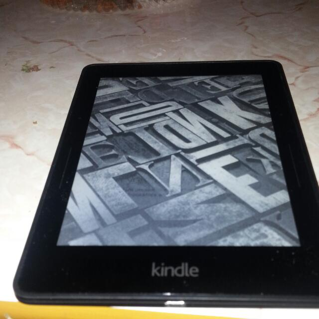Amazon kindle 2014 E-book